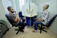 Реабилитацию проходят те, кто тяжело переболел коронавирусом