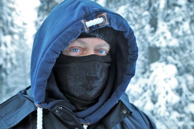 МЧС напоминает тюменцам об аномальных морозах ниже 40°С