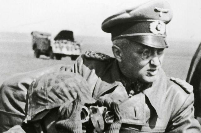 Генерал-фельдмаршал Вальтер Модель.