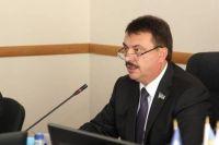 Председатель конкурсной комиссии по выборам главы Сургута, зампредседателя окружной думы  Александр Сальников
