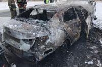 Под Новоорском в лобовом столкновении Toyota Platz и Hyundai Solaris  погибли три человека.