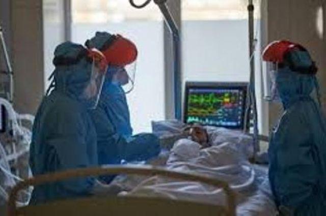 Коронавирус в Украине: число заболевших 23 января