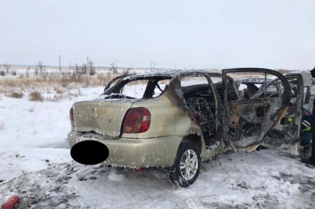 Полиция обнородовала подробности по факту смертельноого ДТП под Новоорском.