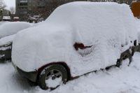 Хозяин сломанного автомобиля утром не обнаружил свое имущество