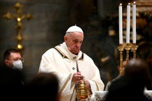 Папа Римский пропустит службы из-за болезни