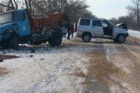 Смертельная авария произошла 18 января.