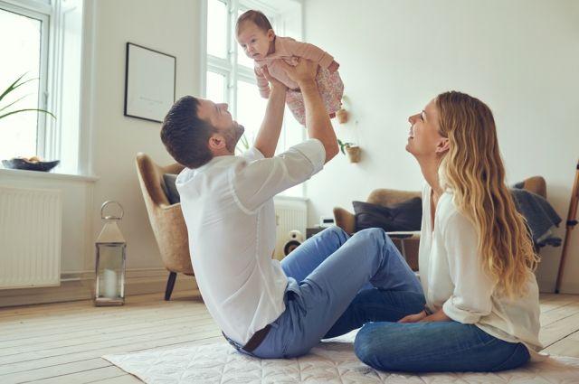 Младенец в опасности. Как защитить ребенка от случайных травм дома
