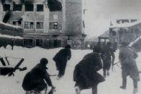 Во время Великой Отечественной войны город был разрушен более чем на 90%.