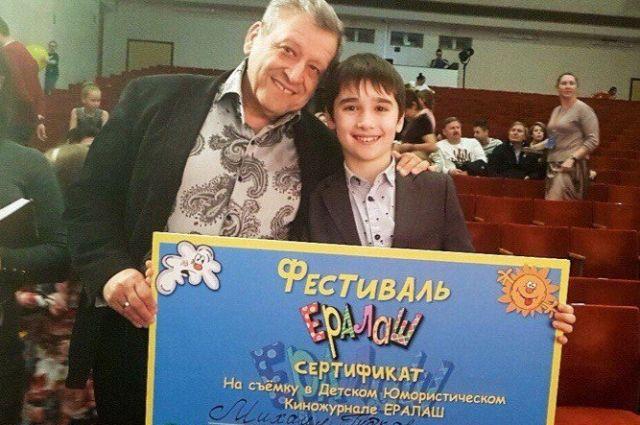 Создатель «Ералаша» приезжал в Красноярск в последний раз 10 лет назад.
