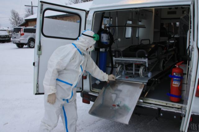 На Ямале родственник умершей пациентки напал на бригаду скорой помощи