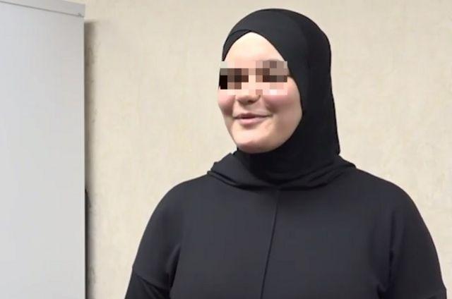 После ликвидации мужа Жасмина Сейидова, по её словам, жила в семье его друга.