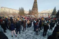 На митинге не допустили массовых провокаций.