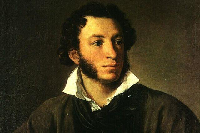 Александр Пушкин умер на 38-м году жизни.