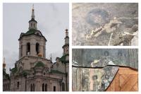 В Тюмени при реставрации Церкви Спаса обнаружили старинную икону