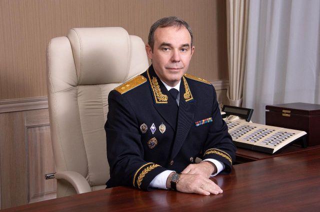 Сергей Сизов назначен на должность указом президента России.