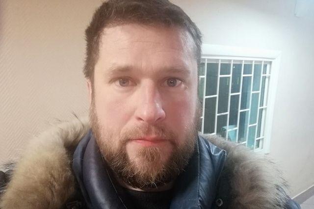 23 января в 15.08 Михаил Кумин был задержан на центральной площади Миасса