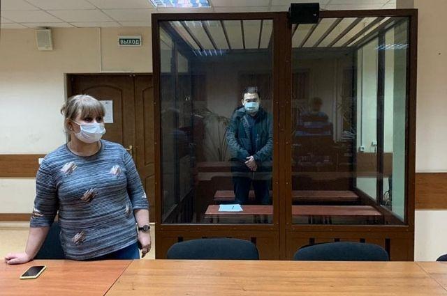 В Москве арестован напавший на правоохранителя во время акции 23 января