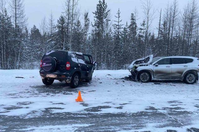 На Ямале произошло 13 автоаварий