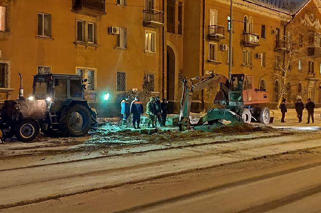 В Новотроицке возбудили два дела за затягивание сроков ликвидации коммунальной аварии.