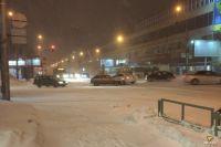 В Ленинском районе столкнулись три иномарки.