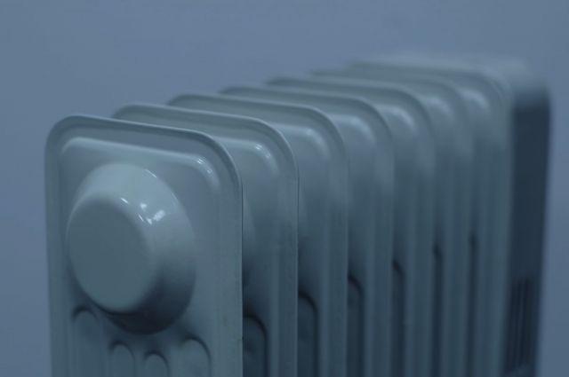 Сообщение о холодных батареях поступило днём 26 января.