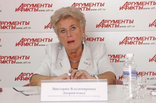 Виктория Дворниченко.