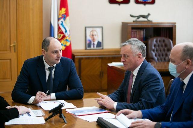 Газовики и региональная власть обсудили основные вопросы реализации Программы развития газоснабжения и газификации региона на новый пятилетний период.