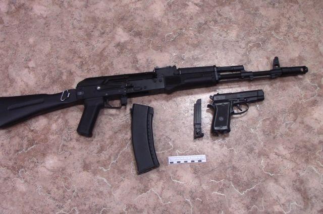 Задержанные по подозрению в разбойном нападении оренбуржцы находятся под стражей.