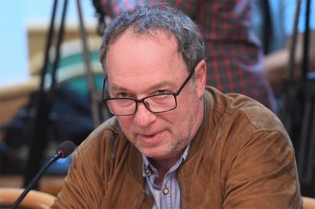 Кинорежиссер Сергей Урсуляк.