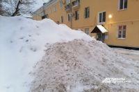 В прокуратуре запустили «горячую линию» во вопросам вывоза снега.