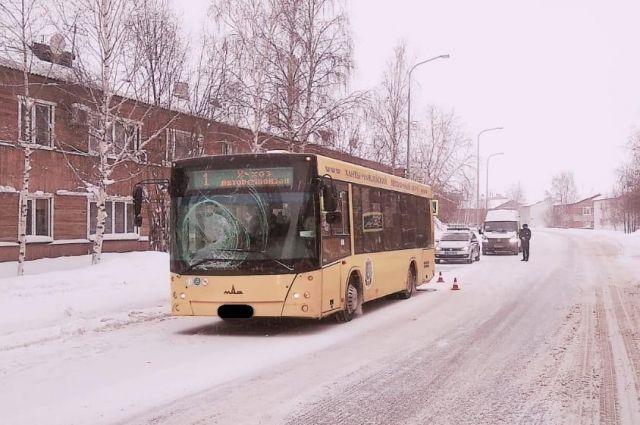 Водитель автобуса «МАЗ» допустил наезд на 14-летнего мальчика