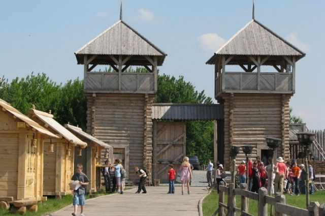На родине княгини Ольги реконструктор намерен сделать что-то похожее на парк «Киевская Русь»