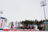 Чемпионат УФО по лыжным гонкам стартовал в Тюмени