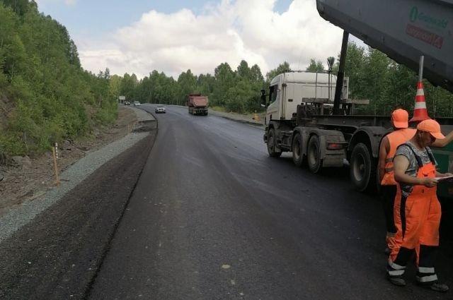 В 2020 году в регионе было отремонтировано и построено 189 км дорог.