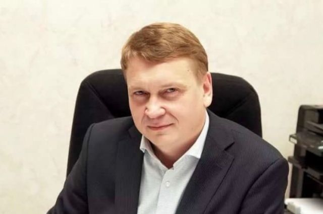 Первый секретарь Комитета НРО КПРФ Владислав Егоров