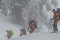 Отдых в горах всегда сопряжён с опасностями