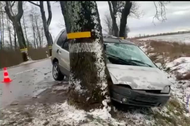 За последние дни в Калининградской области увеличилось количество аварий