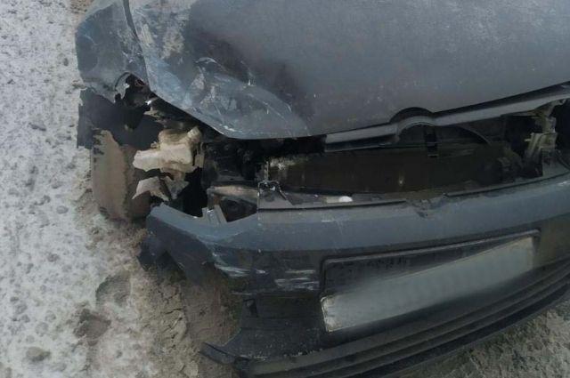 Младенец пострадал в ДТП на улице Камбарской в Ижевске