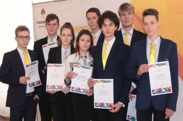 Оренбургские школьники вышли в финал образовательной программы «Роснефти»