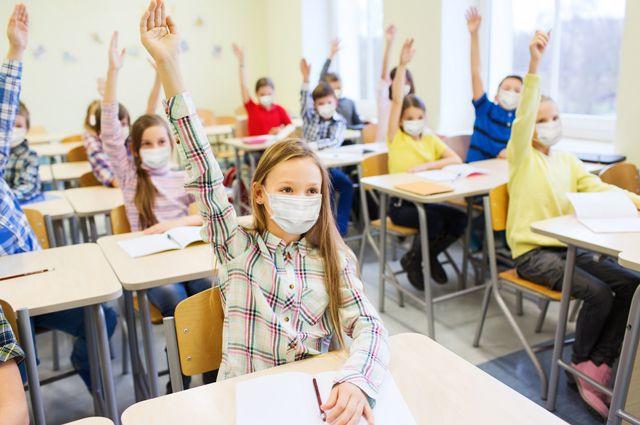 Дистант окончен. Есть ли опасность роста заболеваемости среди детей?