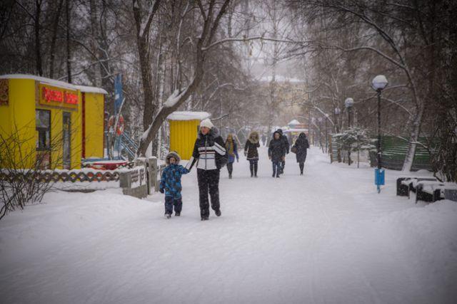 Февраль порадует новосибирцев комфортной погодой.