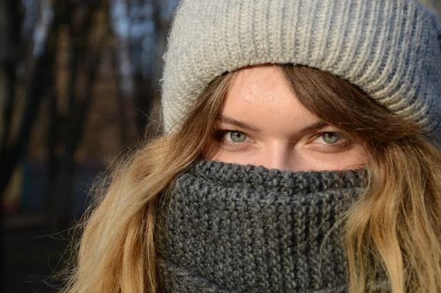 На севере Коми установились холода.