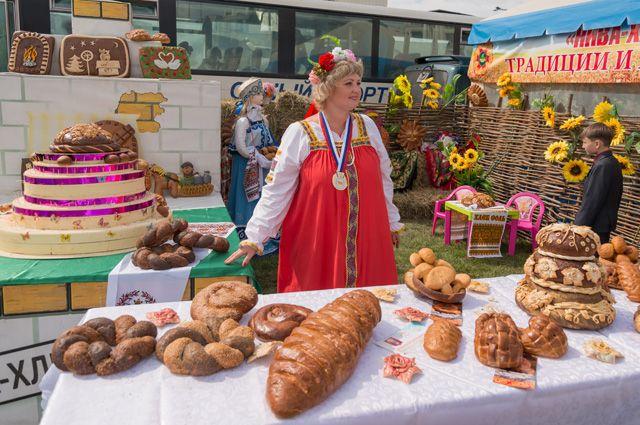 Каравай— налюбой вкус. Россия стала одним изсамых хлебных мест напланете.