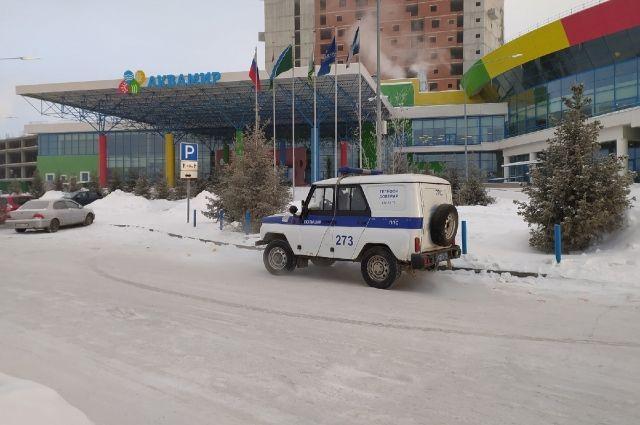 Аквапарк был закрыт 25 января