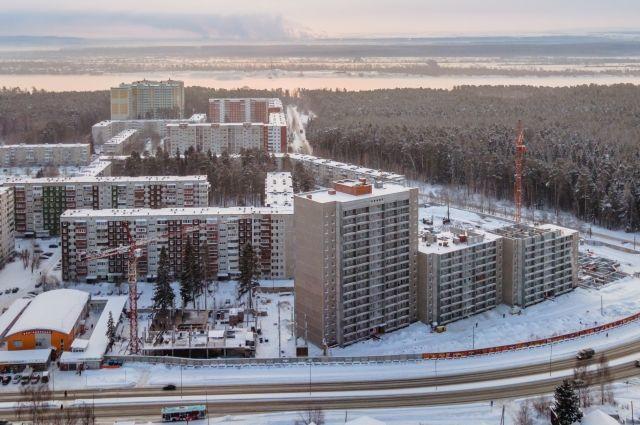 Дом по ул. Ушакова, 65 – новый большой проект группы компаний ПЗСП.