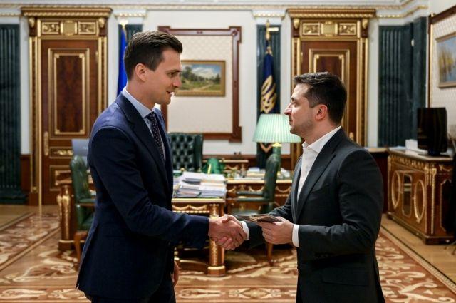 Скичко был назначен главой Черкасской ОГА