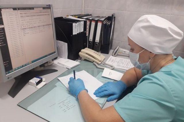 В Новосибирской области уже более 10 тыс человек прошли вакцинацию от коронавируса