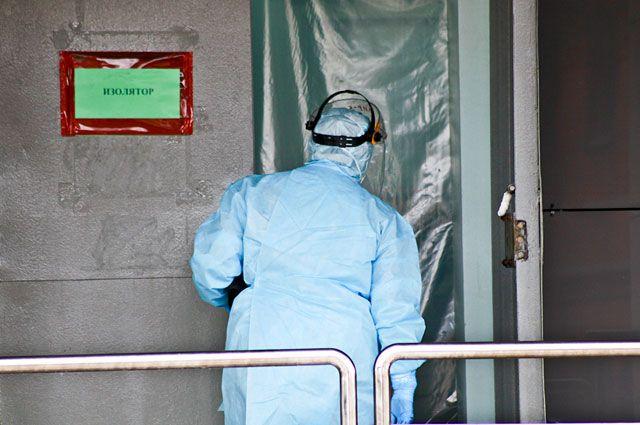 Из общего числа заболевших 411 случаев – завозные.