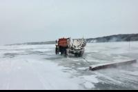 Открыто движение по зимникам «Лабытнанги – Теги» и «Аксарка – Панаевск»