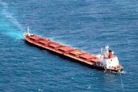 Авария сухогруза Arvin: появилось видео крушения украинского судна